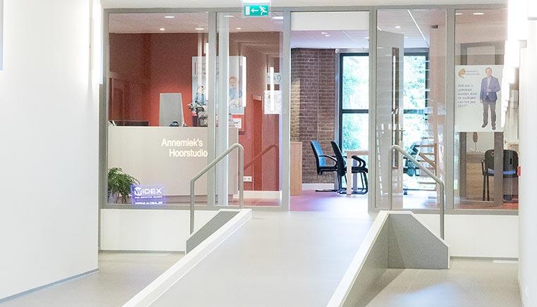 Audicien Huissen - locatie Arnhem