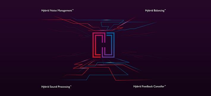 Bernafon Alpha - Hybride Techonology