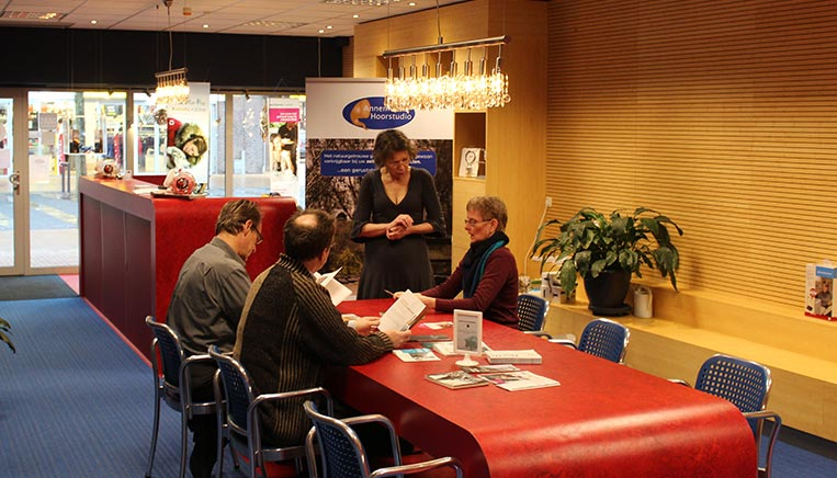 Audicien Doetinchem - locatie Annemiek's Hoorstudio