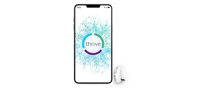 Starkey Livio Edge Al - Thrive Care App